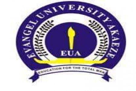 Evangel UniversityPost UTME Form