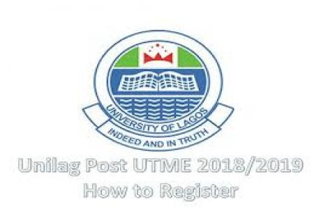 UNILAG Post UTME Admission Form 2019/2020 | Apply Here Online