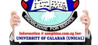 UNICAL New accredited Courses