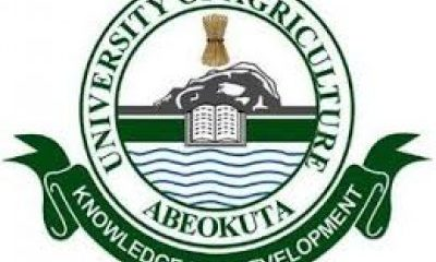 FUNAAB Post UTME Admission Form 2019/2020 | Apply Here Online