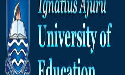 IAUE Post UTME Admission Form 2019/2020 | Apply Here Online