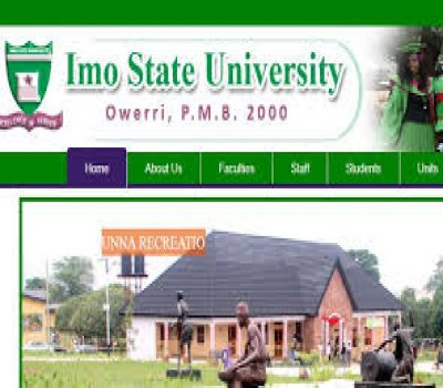 how to Reprint IMSU Post UTME Screening Slip