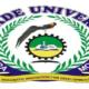 Elizade University Post UTME Admission Form 2019/2020 | Apply Here