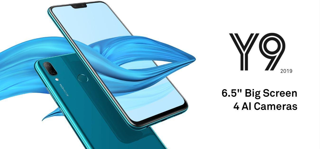 Price of Huawei Y9 2019 in Nigeria,