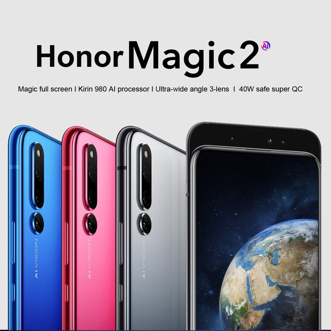 Price of Huawei Honor Magic 2 in Nigeria