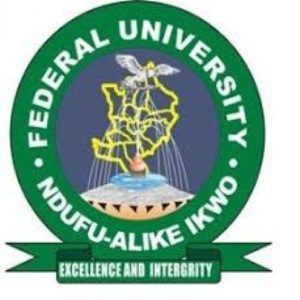 FUNAI Postgraduate Admission Form