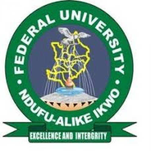 FUNAI Supplementary Post UTME Screening Form