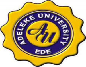 Adeleke Postgraduate Admission Form