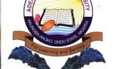 AAUA Post UTME Admission Form 2019/2020 | aaua eportal.edu.ng,