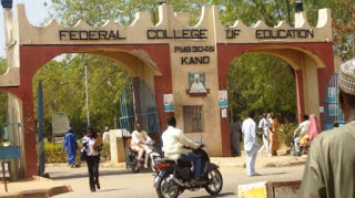 FCE KANO Departmental Cut off mark
