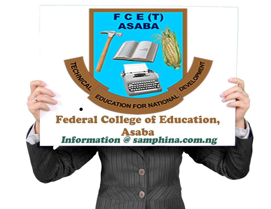 FCE Asaba Departmental Cut off mark