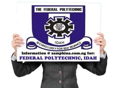 Idah Poly Post UTME Screening Form