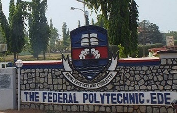 Federal Poly Ede Resumption Date
