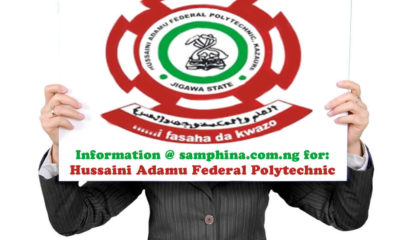 HAFEDPOLY Post UTME Admission Form 2019/2020 | Apply Here Online