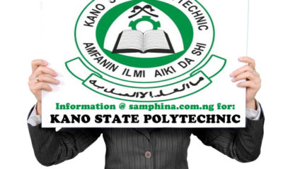 KANOPOLY Post UTME Admission Form 2019/2020 | Apply Here Online