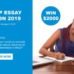 UONGOZI Institute Leadership Essay Competition 2019 (USD $2,000 prize)