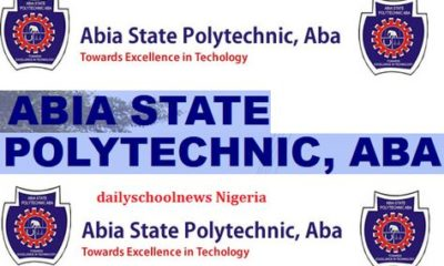 ABIAPOLY Post UTME Admission Form 2019/2020 | Apply Here Online