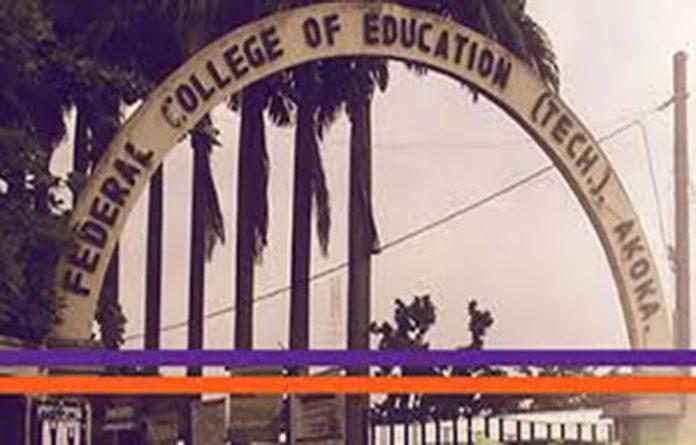 FCE Akoka Departmental Cut off mark