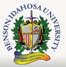 Benson Idahosa University Courses