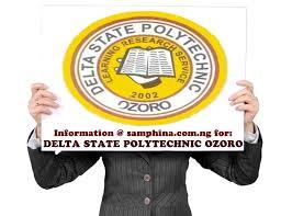 Delta State Poly Ozoro Courses