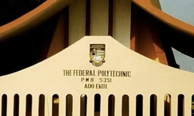Federal Polytechnic, Ado-Ekiti Post UTME Admission Form 2019/2020