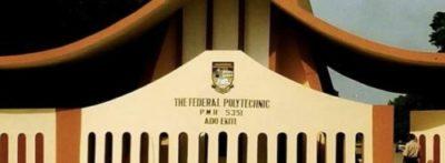 Federal Poly Ado Ekiti ND/HND Admission List