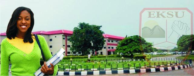 EKSU Postgraduate Admission List