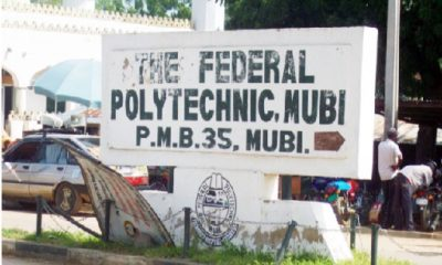 Federal Polytechnic, Mubi Post UTME Admission Form 2019/2020 | Apply