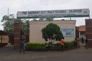 Gateway ICT Poly Post UTME Form