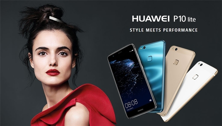 Huawei P10 Lite - (4GB+32GB) Android 7.0 Fingerprint 5.2 Price in Nigeria