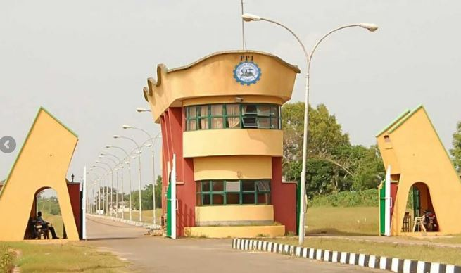 Federal Poly Ilaro Post UTME Screening Form