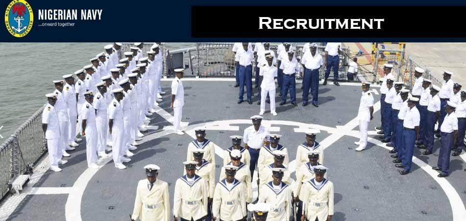 Nigeria Navy Shortlisted Candidates