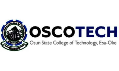 OSCOTECH Post UTME Admission Form 2019/2020 | Apply Here Online