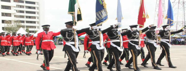 Nigeria Police Force Shortlisted Candidate