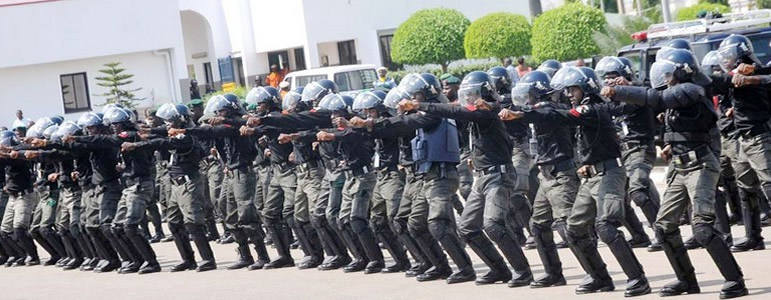 Federal Special Anti Robbery Squad Recruitment 2019/2020 Entry Form
