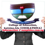 DOWNLOAD  College of Education, Katsina-Ala, COEKATSINA Post UTME Past Question and Answers