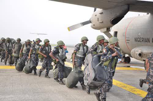 Nigeria Air force DSSC Recruitment Form