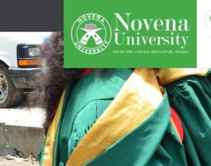 Novena University Post UTME Form