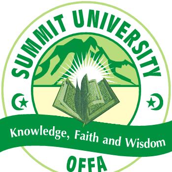 Summit University Post UTME Admission Form