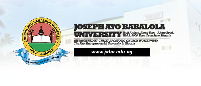 JABU JUPEB Admission Form