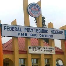 Nekede Poly HND Screening Result