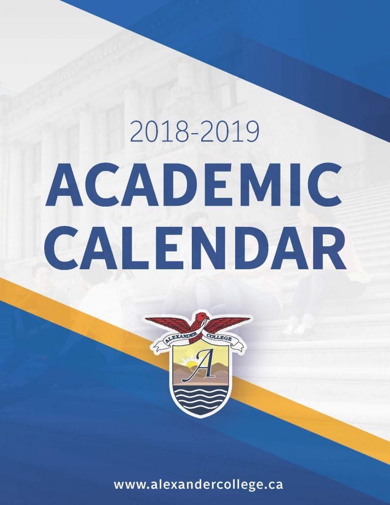FCE-Kontagora Academic Calendar