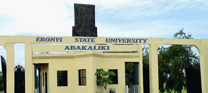 EBSU Postgraduate Admission Form