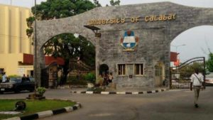 UNICAL Pre-Degree Admission Form