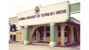 FUTO Pre-Degree Admission Form