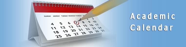 Renaissance UniversityAcademic Calendar