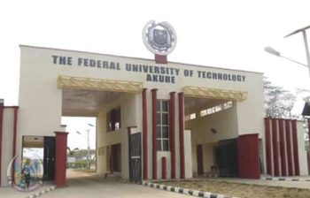 FUTA Departmental Cut off mark