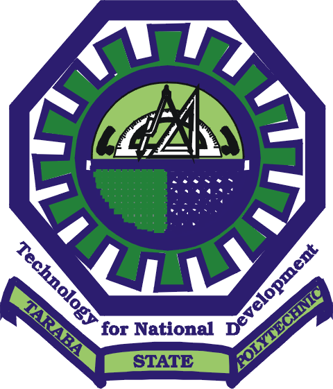 Taraba Poly HND Admission Form