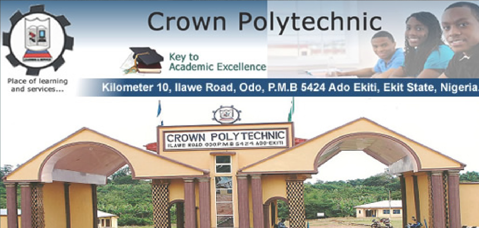 Crown Poly HND Admission Form