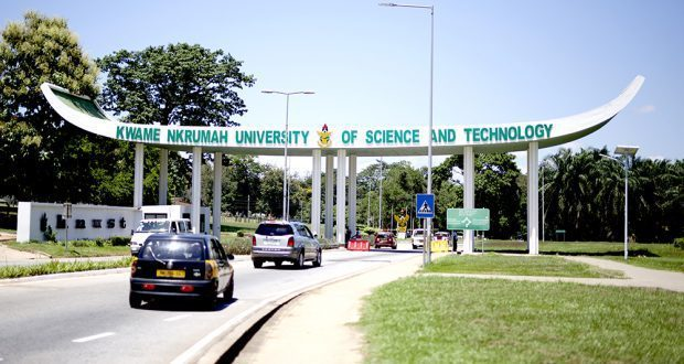 KNUST PhD, MPhil and MSc Admission Form